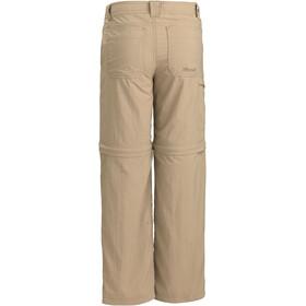 Marmot Boy's Cruz Convertible Pant Desert Khaki